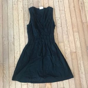 Converse all star black dress